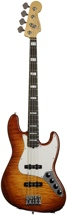 Fender Select Active Jazz Bass - Rosewood, Tobacco Sunburst