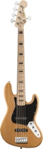 Squier Vintage Modified Jazz Bass - Natural 5-String