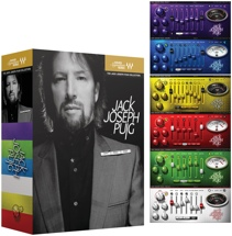 Waves Jack Joseph Puig Signature Series Plug-in Bundle
