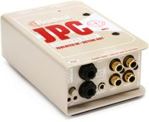 Radial JPC 2-channel Active Instrument Direct Box