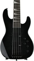 Jackson JS3VQ Concert Bass - Transparent Black