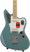 Fender American Professional Jaguar - Sonic Gray with Maple Fingerboard