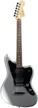 Fender Blacktop Jaguar HH - Silver