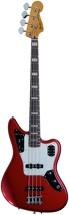 Fender Deluxe Jaguar Bass - Candy Apple Red