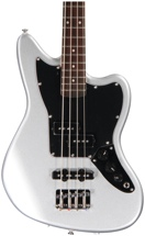 Squier Vintage Modified Jaguar Bass Special SS - Silver