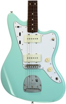 Fender '60s Jazzmaster Lacquer - Surf Green with Rosewood Fingerboard