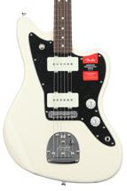 Fender American Professional Jazzmaster - Olympic White with Rosewood Fingerboard