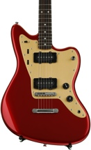 Squier Jazzmaster Deluxe ST - Candy Apple Red