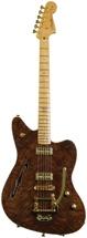 Fender Custom Shop Jazzmaster Masterbuilt by John Cruz - Claro Walnut Top , Koa Body