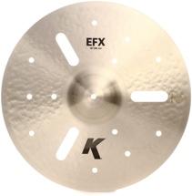 "Zildjian K Series EFX Crash - 18"""