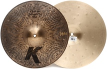 "Zildjian K Custom Special Dry Hi Hats - 14"""