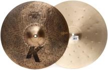 "Zildjian K Custom Special Dry Hi Hats - 15"""