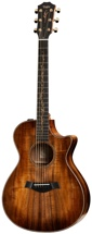 Taylor K22ce - Acoustic Electric, Cutaway