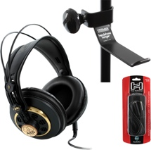 Sweetwater K240S Studio Headphone Package