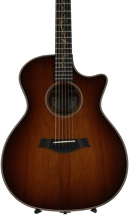 Taylor K24ce with Cutaway and ES2 Pickup System - Shaded Edgeburst