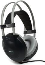 AKG K77 Perception Lightweight Studio Headphones - Semi-Closed