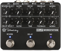 Keeley Delay Workstation Analog Multi-effects Pedal
