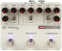 Keeley Tone Workstation Analog Multi-effects Pedal