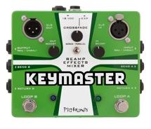 Pigtronix Keymaster True Bypass FX Loop