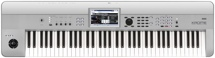 Korg Krome 73-key Synthesizer Workstation - Limited Edition Platinum
