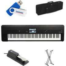 Korg Krome 88 Stage Performance Bundle