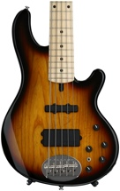 Lakland Skyline 55-02 Standard - 3-Tone Sunburst, Maple Fingerboard