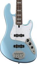 Lakland Skyline Darryl Jones Signature - Lake Placid Blue, Rosewood