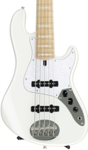 Lakland Skyline Darryl Jones 5-String - White Pearl, Maple