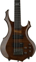 ESP LTD F-155DX - Walnut Brown