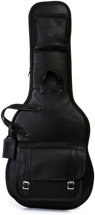 Levy's Leather Electric Guitar Gig Bag - Black