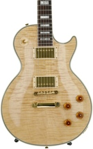 Gibson Custom Les Paul Custom Modern Beauty, Sweetwater Exclusive - Natural Flame Top