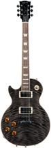 Gibson Les Paul Standard Premium Plus Left Handed - Translucent Black