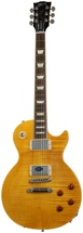 Gibson Les Paul Standard Plus - Translucent Amber, 2013