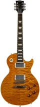 Gibson Les Paul Standard Premium - Trans Amber, AAA Quilt Maple