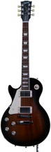 Gibson Les Paul Traditional Mahogany Satin - Satin Vintage Sunburst Lefty
