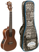 Lanikai LU21CE with Free Bag - Acoustic-Electric with Bag
