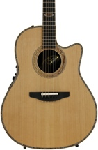 Ovation 50th Anniversary USA Custom Legend, Limited Run - Natural Gloss