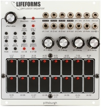 Pittsburgh Modular Lifeforms Percussion Sequencer 4-channel Eurorack Beat Programmer