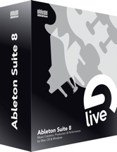 Ableton Suite 8.2