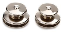Loxx Strap Lock System for Acoustic - Nickel Finish
