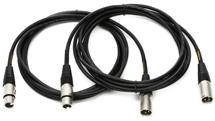 Mogami CorePlus Microphone Cable 2-pack - 10' XLR-XLR