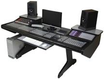 Malone Design Works MC Desk ELite V2 - Black