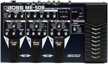 Boss ME-50B Bass Multi-effects Pedal