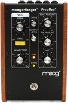 Moog Moogerfooger MF-107 FreqBox - Black