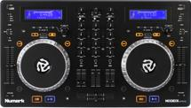 Numark Mixdeck Express DJ Controller with Dual CD and USB Playback