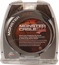 Monster 600176 Jazz Instrument Cable - 12'