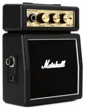 Marshall MS-2 1-watt Battery-powered Micro Amp - Black