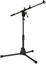 Tama Iron Works Tour, MS456LBK - Low-Profile Telescoping Boom Mic Stand