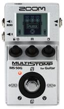 Zoom MS-50G MultiStomp Multi-effects Pedal