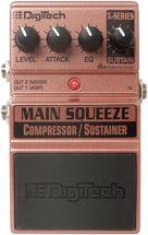 DigiTech Main Squeeze Compressor/Sustainer Pedal